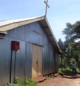 iglesia de Muyaka