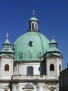 Fachada de Peterskirche