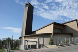 Iglesia de San Josemaría Escrivá de Balaguer en Barbastro (España)