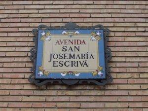 Avenida San Josemaría