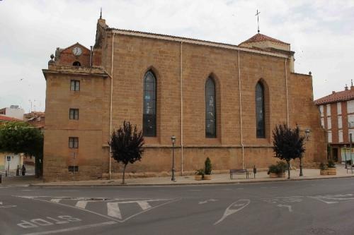 Iglesia parroquial de Lardero, Logroño