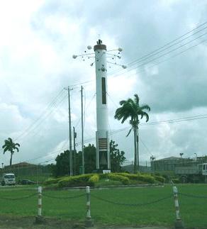 Imagen de la torre o faro Escrivá
