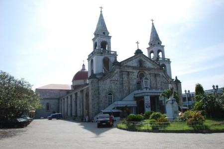 Catedral de Jaro, en Iloilo