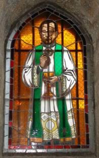 Vidriera de la iglesia de San AndrésVidriera de la iglesia de San AndrésVidriera de la iglesia de San Andrés